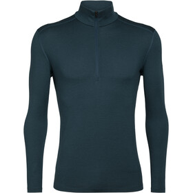 Icebreaker 260 Tech LS Half-Zip Top Men nightfall